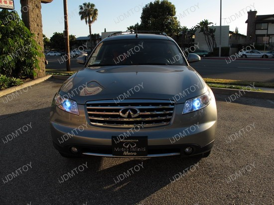 Infiniti - FX35 - LED 01